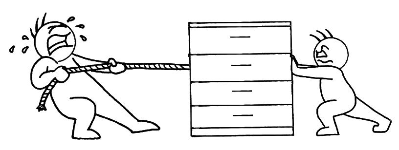 bútorhúzó